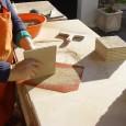 Sanding Tiles