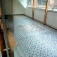 Balcony Final Tile Application Ambience